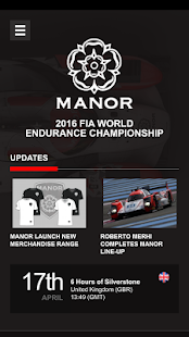 Manor Endurance Racing- screenshot thumbnail