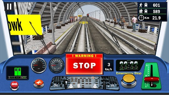 DelhiNCR Metro Train Simulator 5