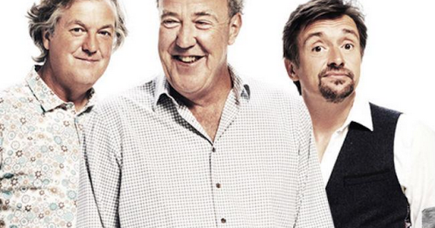 The Grand Tour gets permanent studio