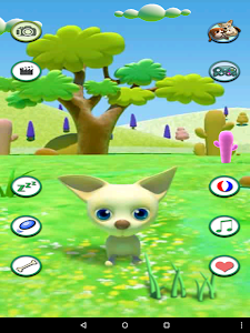 Talking Chihuahua Free screenshot 3