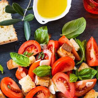 Fresh Bruschetta Salad Recipe
