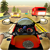 In Moto Racing Simulator