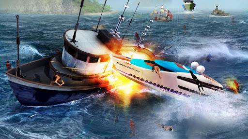 Ship Simulator Cruise Ship Games screenshot 13