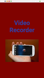 Video Recorder simple App Download For Android 1