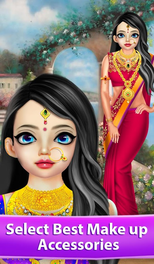 Indian Bride Fashion Doll- screenshot