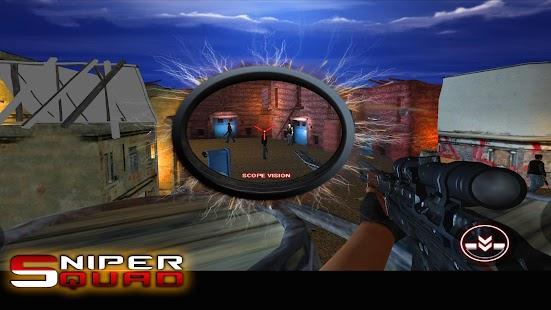 Sniper Attack Squad 2017 - náhled
