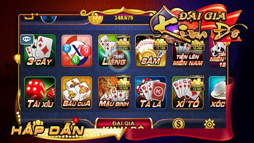 Kinh u0110u00f4 - Game Bu00e0i Online apkmind screenshots 1