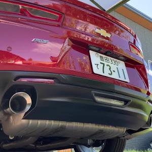カマロ  LT RS 2018のカスタム事例画像 ピロピロさんの2020年09月14日19:37の投稿