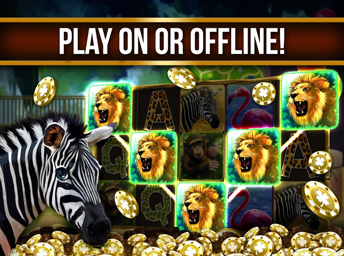 Slots: Hot Vegas Slot Machines Casino & Free Games- screenshot