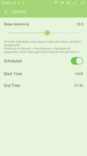 Eye  Protector 1.8.1 screenshots 2