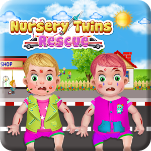 Nursery Twins Rescue for PC and MAC