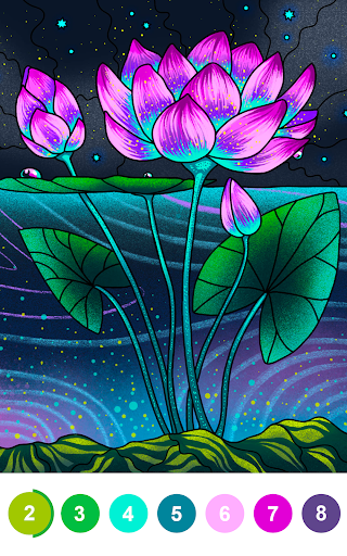 Paint By Number - Free Coloring Book & Puzzle Game screenshots 8
