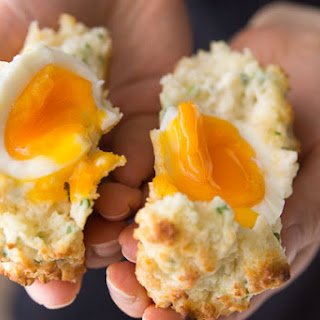 Egg in a Biscuit
