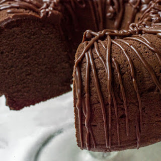 Gluten Free Triple Chocolate Bundt Cake