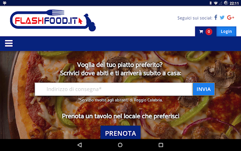 Flash Food- miniatura screenshot