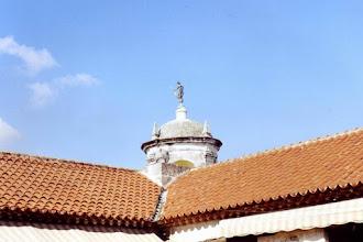 Photo: #016-La Havane-La Giraldilla. Cette girouette en bronze a été coulée à la Havane en 1632