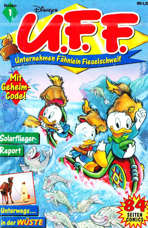 U.F.F. - Unternehmen Fähnlein Fieselschweif (1996) - komplett