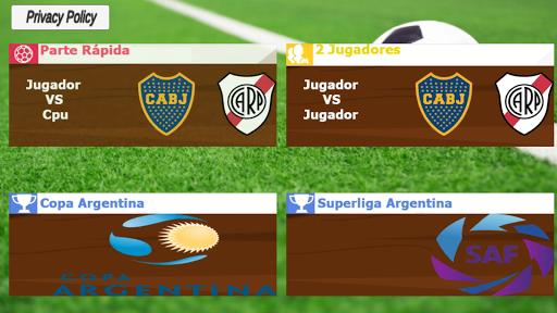 Foto do Superliga Game Argentina