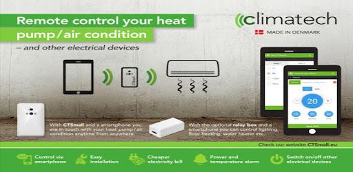 Приложения в Google Play – CTSmall <b>heat</b> pump controller