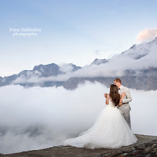 Wedding photographer Irina Sakhokia (irensi). Photo of 23.02.2018