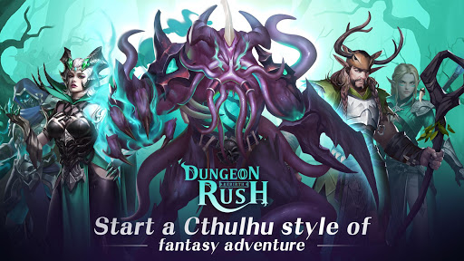 Dungeon Rush: Rebirth - screenshot