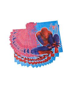 Spiderman servetter, 20 st