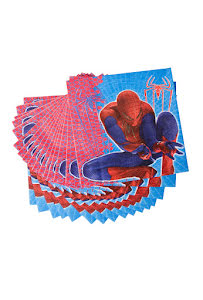 Spiderman servetter, 20 st