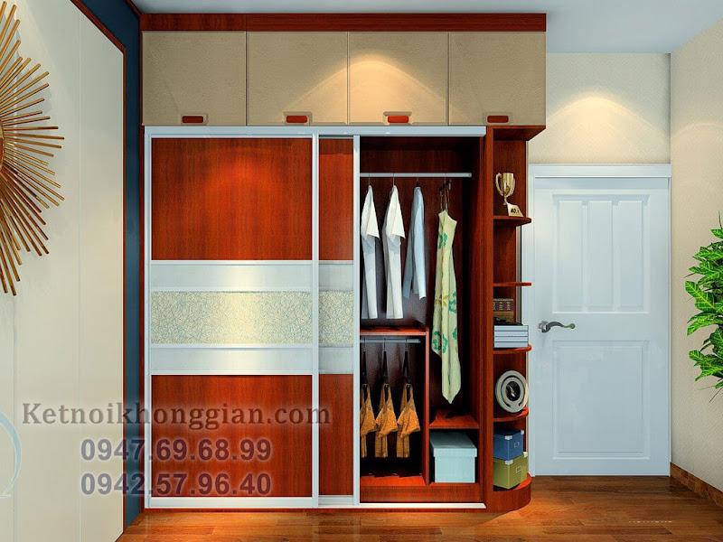 thiết kế phòng ngủ hiện đại 10