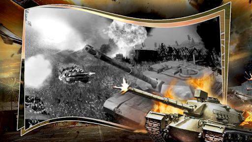 Tanks War: Modern Blitz Combat