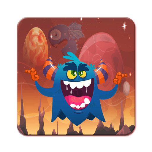 Lucky Halloween Monster