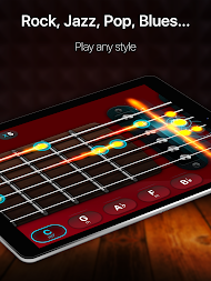 Guitar - play music games, pro tabs and chords! APK screenshot thumbnail 13