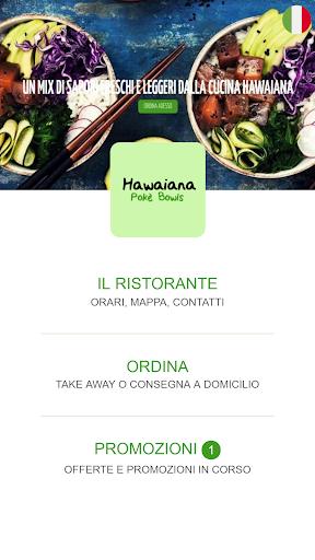 Hawaiana Pokè Bowls screenshot 1