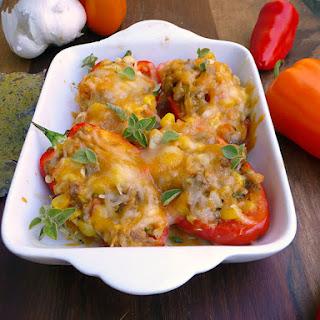 Stuffed Mini Peppers Recipes