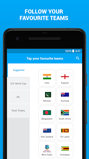 ESPNCricinfo - Live Cricket Scores, News & Videos 6.1.1 screenshots 4