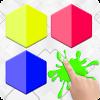Blocco di colore puzzle: gioco epico cervello 2017