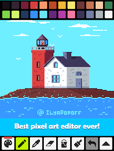 Pixel Studio Pro Mod Apk [Pro Features Unlocked + No Ads] 9