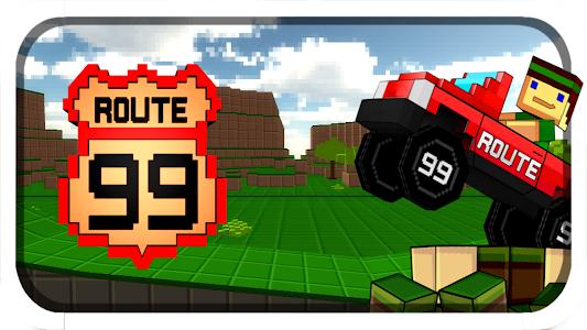 Blocky Route 99 v1.8