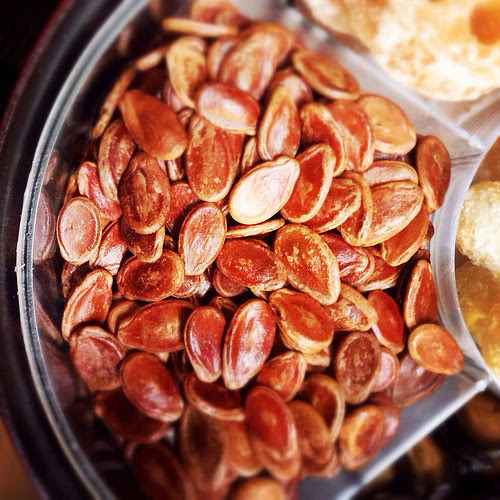 candied fruit, chinese new year, festival, sweets, tray of togetherness, treats, 攢盒, watermelon seeds, chinese watermelon seeds, red