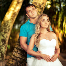 Wedding photographer Andrey Trufanov (68studio). Photo of 07.12.2015