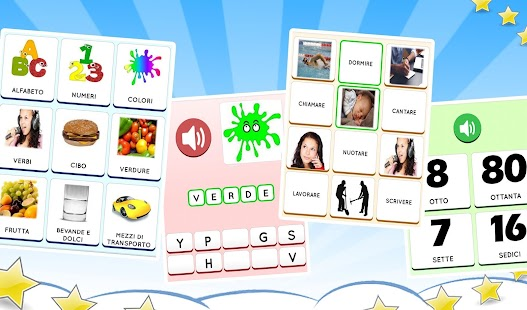 Learn Italian free for beginners: kids & adults- screenshot thumbnail