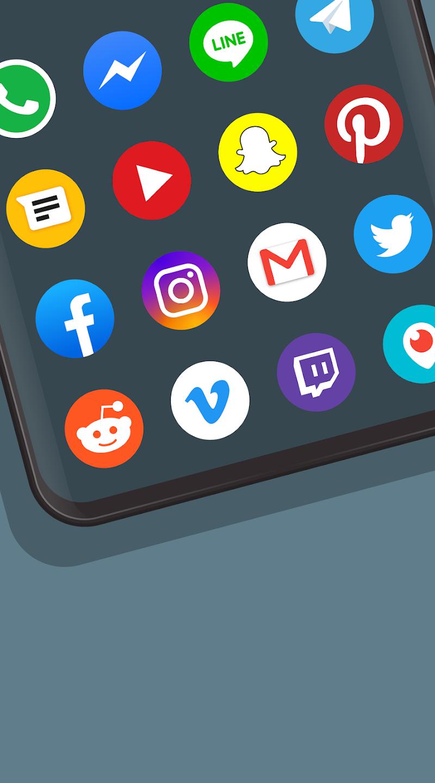 Mono - Icon Pack Screenshot 2