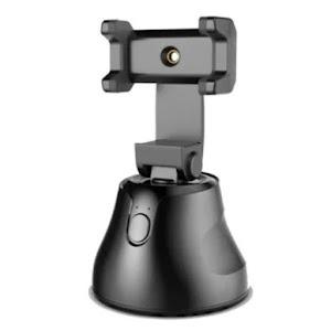 Robot cameraman Bluetooth cu recunoastere faciala si rotire 360 grade