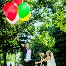 Wedding photographer Lev Grishin (levgrishin). Photo of 08.08.2016