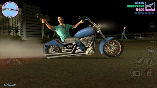 Grand Theft Auto: Vice City v1 07 Mega MOD [Latest] | APK4Free
