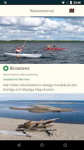 naturreservat uppsala karta Västerbottens Naturkarta – Appar på Google Play naturreservat uppsala karta