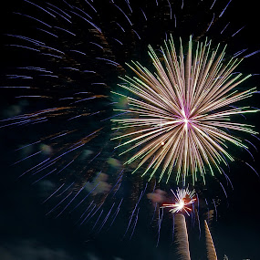 The Fourth - #1 by Jonathan Wheeler - Public Holidays July 4th ( amazing fireworks, celebrations, fireworks, july 4th, independance day )