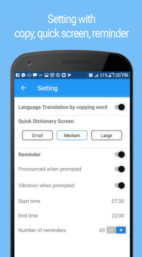 Translate All Languages by Google, Yandex, Glosbe 1.2.9 screenshots 12