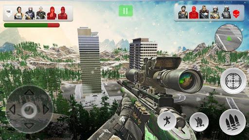 Télécharger Gratuit FPS Shooter 3D: jeux d'action 2020 mod apk screenshots 1