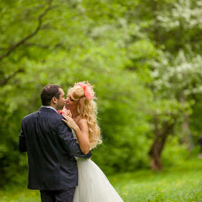 Wedding photographer Oksana Anikushina (ColibriFoto). Photo of 25.02.2014
