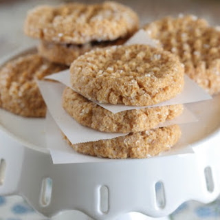 Peanut Butter Pudding Cookies.